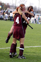 Holy Cross vs. New Egypt CJ Group I Field Hockey Final